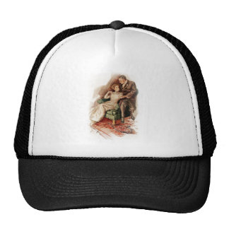 Harrison Fisher Their Heart's Desire You're Sweet Trucker Hat