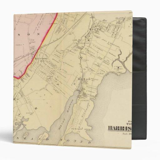 Harrison, Rye, New York 2 3 Ring Binders