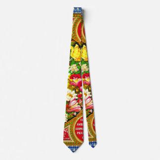Harrison's Columbian Perfumery 1854 Neck Tie