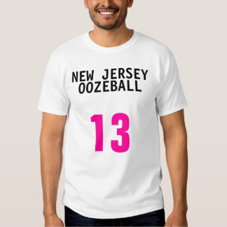 harrison's oozeball tshirt