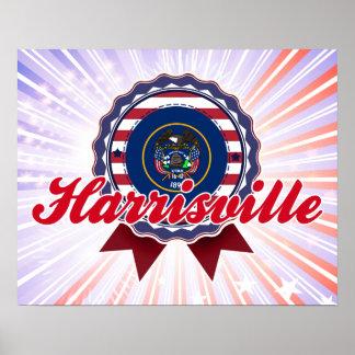 Harrisville, UT Poster