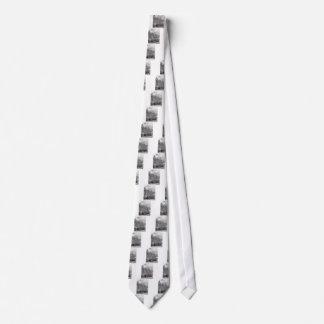 Harrods of Knightsbridge bw hdr Neck Tie