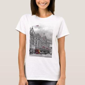 Harrods of Knightsbridge bw hdr T-Shirt