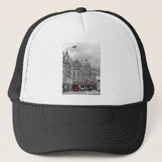 Harrods of Knightsbridge bw hdr Trucker Hat
