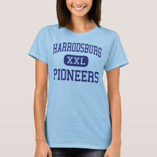 Harrodsburg promueve Harrodsburg medio Playera