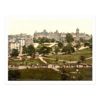 Harrogate, Yorkshire, England Postcard