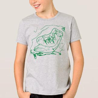 Harrsion Green Shoe Shirt
