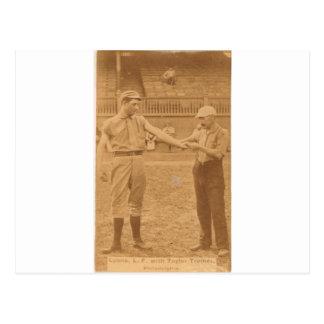 Harry 1887 Lyon y Billy Taylor Postales