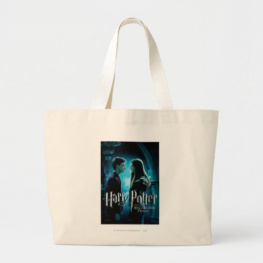 Harry and Ginny 1 Jumbo Tote Bag