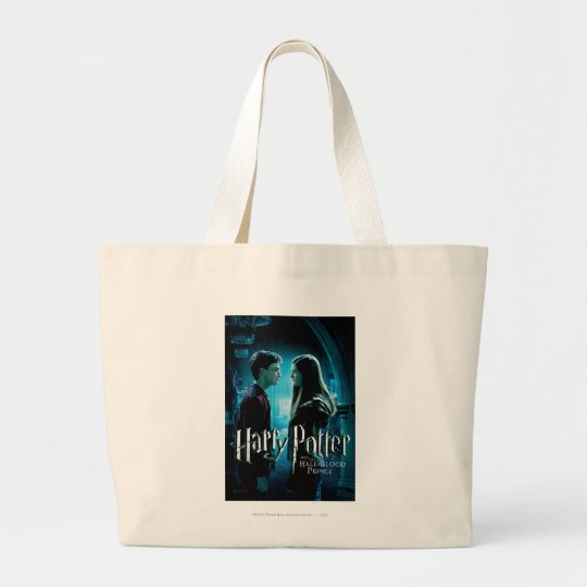 Harry and Ginny 1 Large Tote Bag