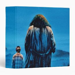 Harry and Hagrid International Movie Poster 3 Ring Binder