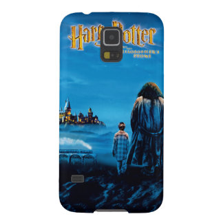 Harry and Hagrid International Movie Poster Case For Galaxy S5