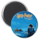 Harry and Hagrid International Movie Poster Magnet
