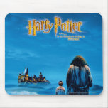Harry and Hagrid International Movie Poster Mouse Pad