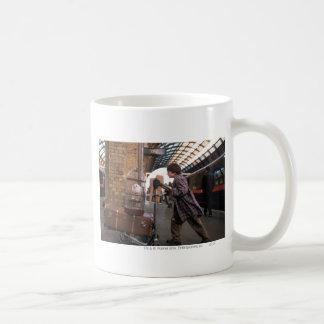 Harry and Hedwig PLATFORM 9 3/4™ Coffee Mug