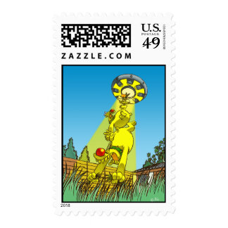 Harry and Henry's abduction postage stamp
