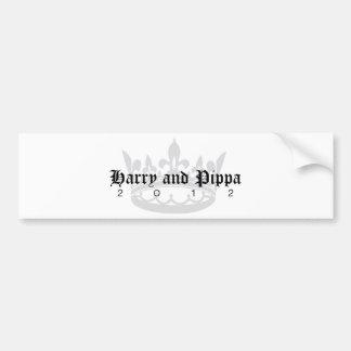 harry_and_pippa_2012_1trad car bumper sticker