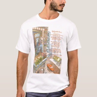 Harry And The Horn - T-Shirt (White)