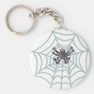 Harry Anderson la araña Llavero Redondo Tipo Pin