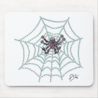 Harry Anderson the spider Mouse Pad