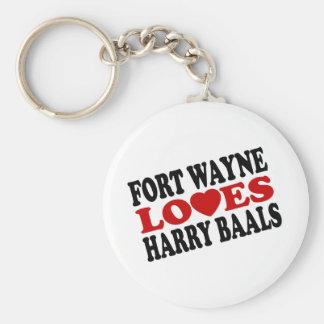 Harry Baals Keychain