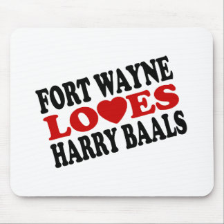 Harry Baals Mouse Pad