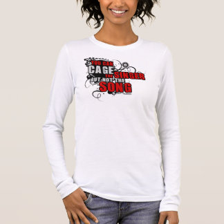 Harry Belafonte Quote (Color) Long Sleeve T-Shirt