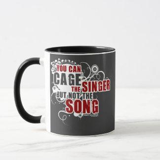 Harry Belafonte Quote (Color) Mug