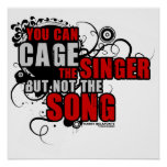 Harry Belafonte Quote (Color) Posters