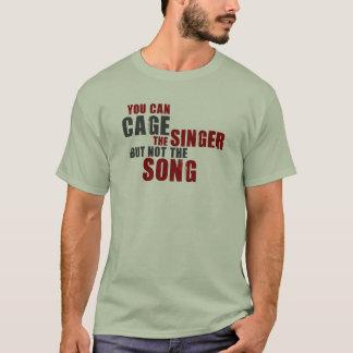 Harry Belafonte Quote (Color) T-Shirt