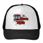 Harry Belafonte Quote (Color) Trucker Hats