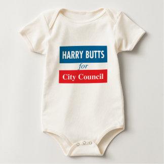 Harry Butts Baby Bodysuit