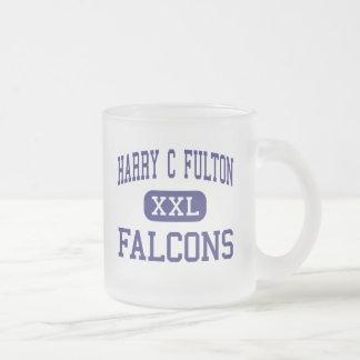 Harry C Fulton Falcons Fountain Valley Coffee Mug