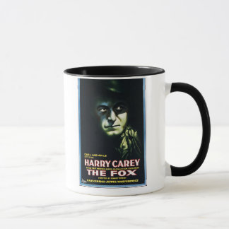 "Harry Carey in ""The Fox"" Coffee Mug"