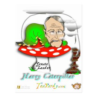 Harry Caterpillar Postcard