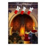 Harry Christmas Greeting Card