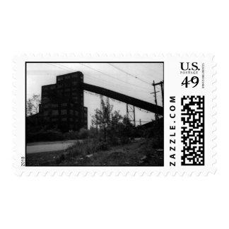 Harry E Breaker Postage Stamp