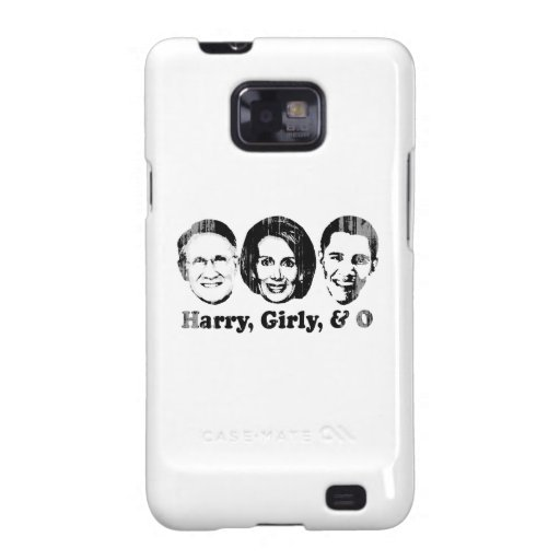 Harry, Girly, and O Faded.png Samsung Galaxy S Case