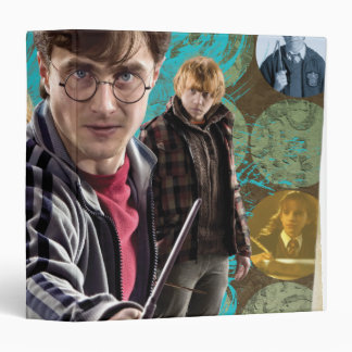 Harry, Hermione, and Ron 1 Binder