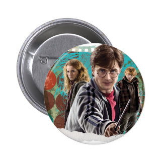 Harry, Hermione, y Ron 1 Pin