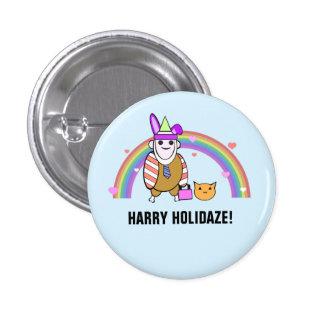 Harry Holidaze Button