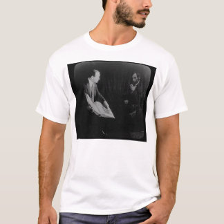 Harry Houdini and the Ghost of Abraham Lincoln T-Shirt