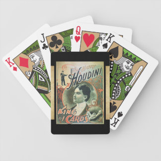 Harry Houdini Card Deck