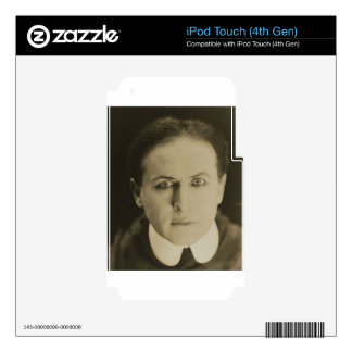 harry houdini decal for iPod touch 4G