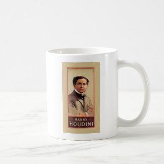 Harry Houdini Illusionist ~ Magician ~ Escapologis Coffee Mug