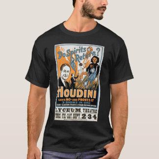 Harry Houdini Magic Show - Ghostbuster 1909 T-Shirt