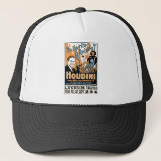 Harry Houdini Magic Show - Ghostbuster 1909 Trucker Hat