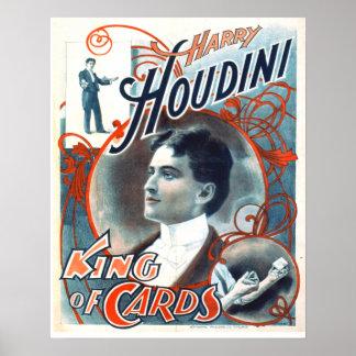 Harry Houdini Póster