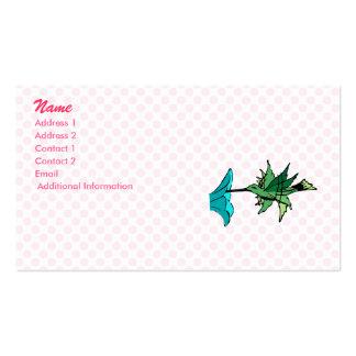 Harry Hummingbird Business Cards