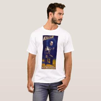 Harry Kellar Magician 1897 Vintage Poster Restored T-Shirt